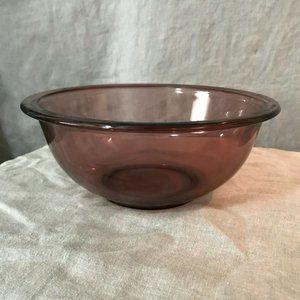 Pyrex Purple Amethyst  Nesting Mixing Bowl 323